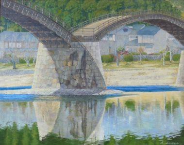 橋下の風景