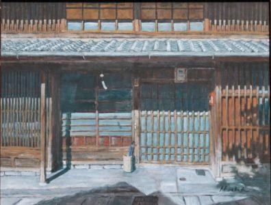 東海道岡部宿