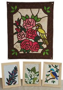 恵庭の木と花と鳥