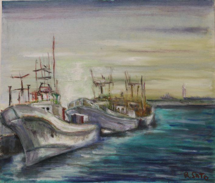 苫小牧漁港