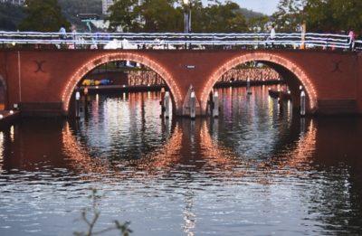 イルミネーション bridge